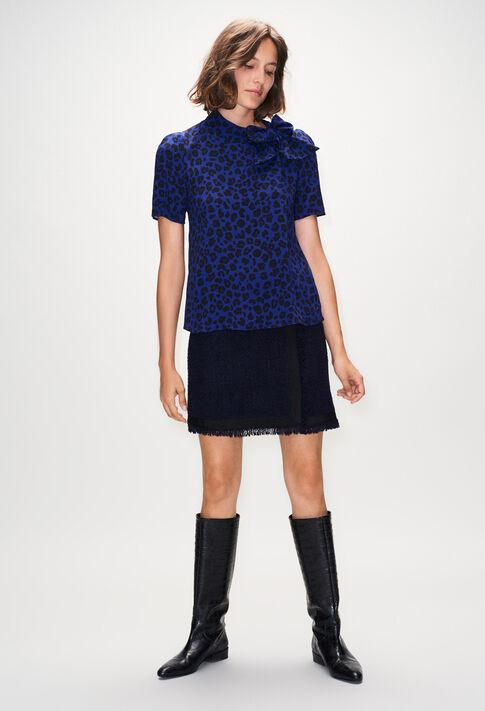 BENJIBISH19 : Oberteile & Hemden farbe MARINE