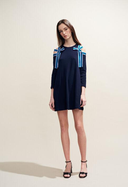 TROOP : Kleider farbe MARINE