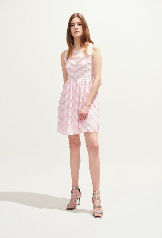 RASBERRY : Kleider farbe ROSE