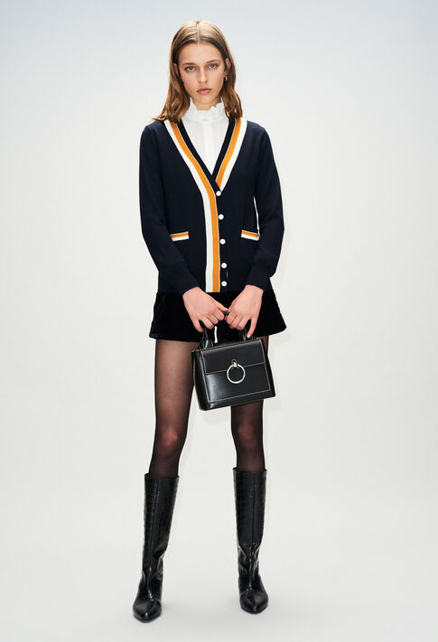 MACEDOH19 : Strick & Sweatshirts farbe MARINE