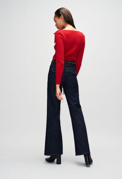 PARODIEH19 : Hosen & Jeans farbe JEAN