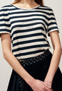 TOMMY : T-Shirts couleur Mariniere