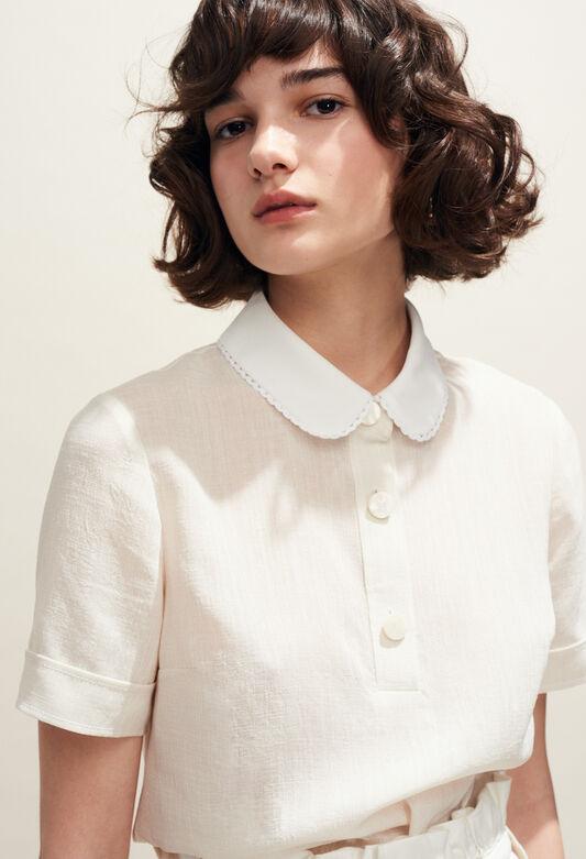 BOB : Oberteile & Hemden farbe IVOIRE