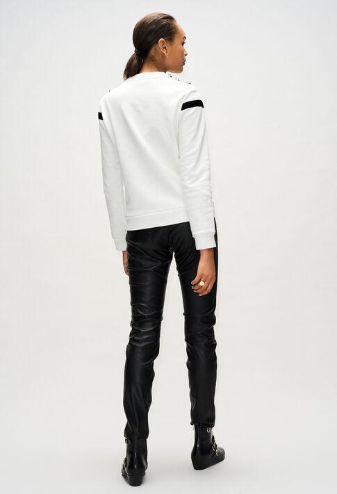 TAMAH19 : Strick & Sweatshirts farbe ECRU