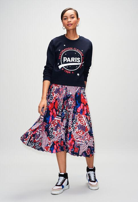 TAVIH19 : Strick & Sweatshirts farbe MARINE