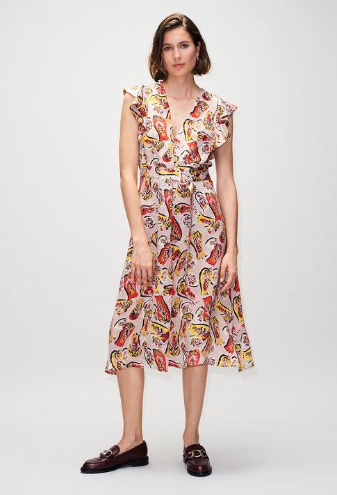 RAVENEH19 : Kleider farbe PRINT