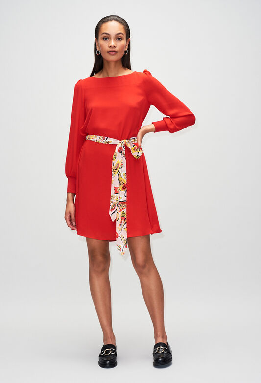 RAVAGEUSEH19 : Robes couleur C001