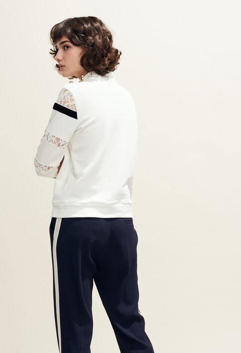 TAMI : Strick & Sweatshirts farbe Ecru