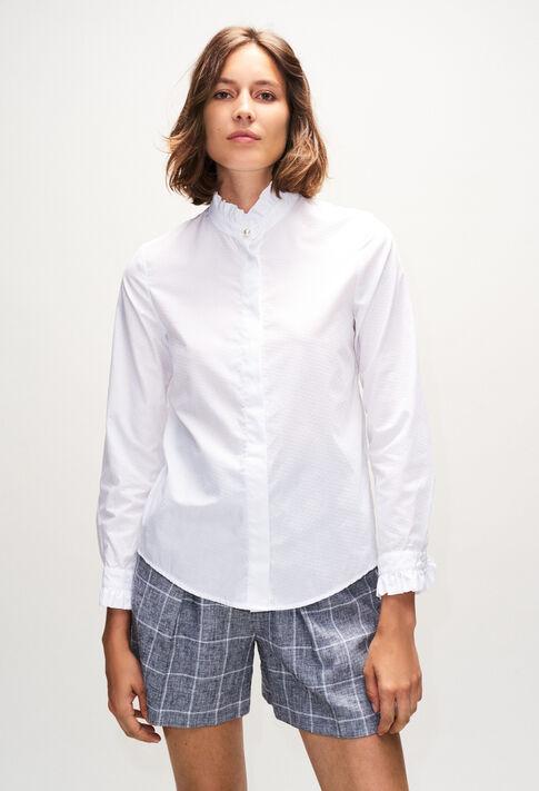 COLOMBINETERH19 : Oberteile & Hemden farbe BLANC