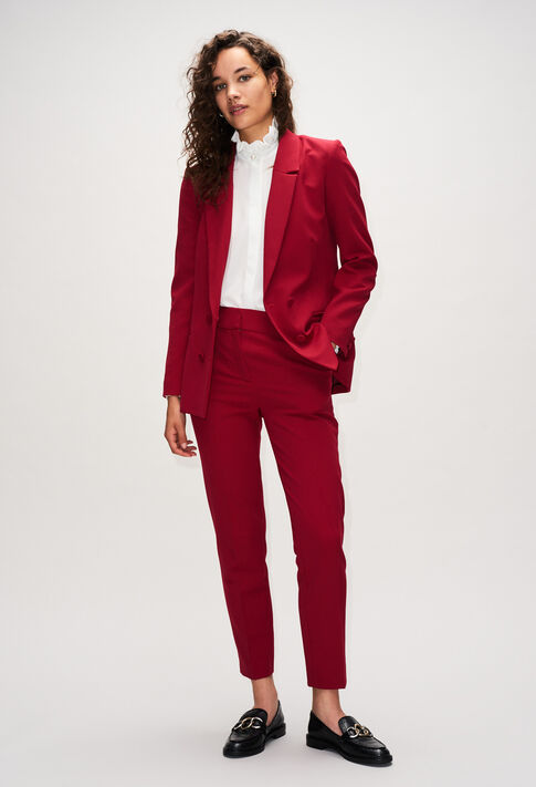 VENYLAH19 : Jacken farbe CERISE