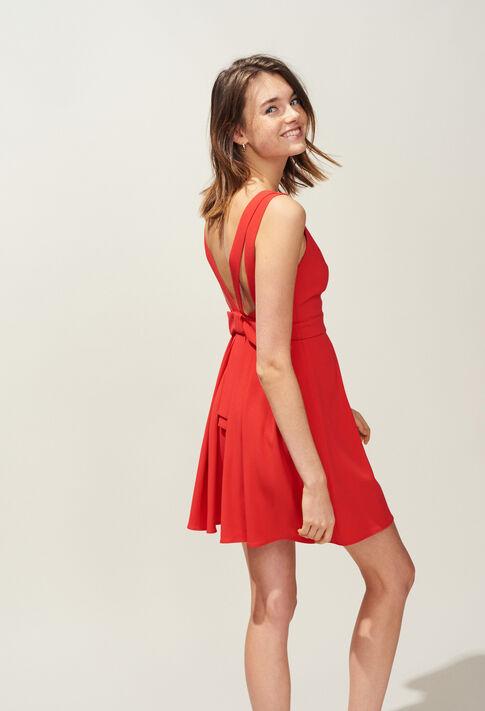 RENCONTRE : Kleider farbe Ecarlate