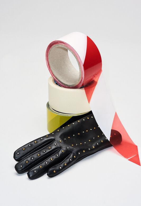 APOCALYPSEH19 : Mützen und Handschuhe farbe NOIR