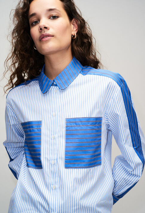 CHORISH19 : Oberteile & Hemden farbe RAYURES