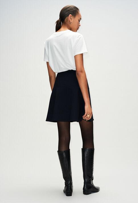STACYH19 : Röcke & Shorts farbe NOIR