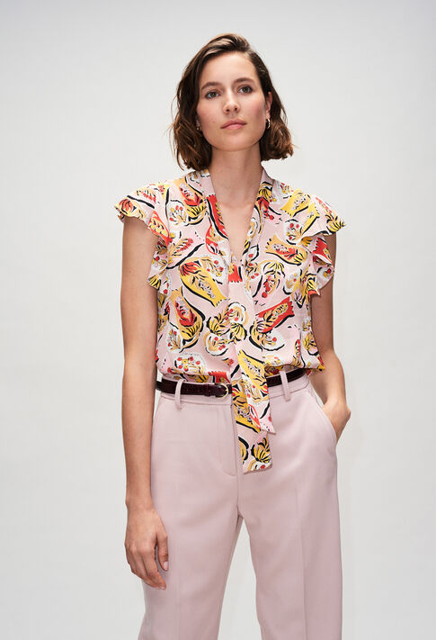 BAVARDH19 : Oberteile & Hemden farbe PRINT