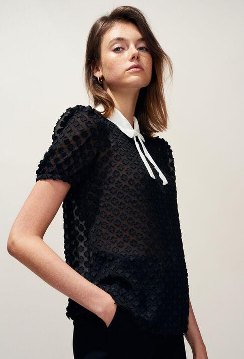 CANADA : Tops & chemises couleur Noir