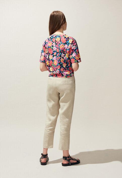 TALITHA : T-Shirts farbe Multico