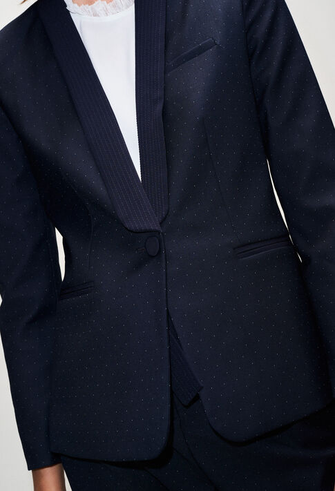 VOLUPTEPOISH19 : Vestes couleur MARINE