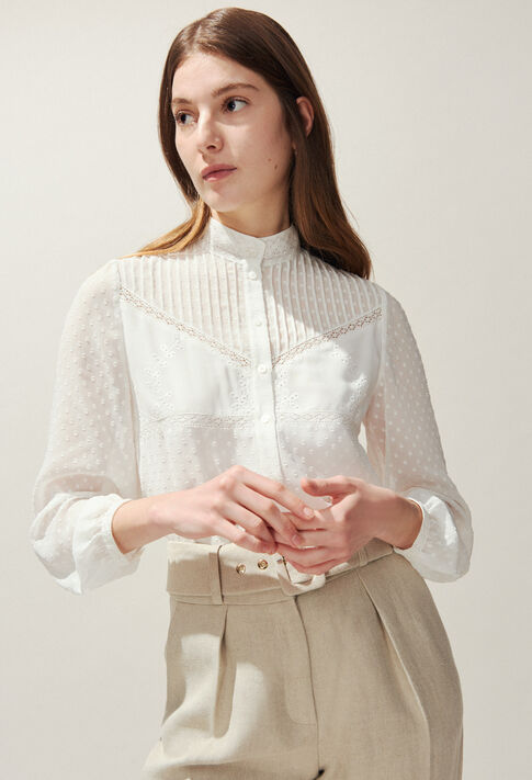 CALLY : Copy of Everything at 40% off farbe Ecru