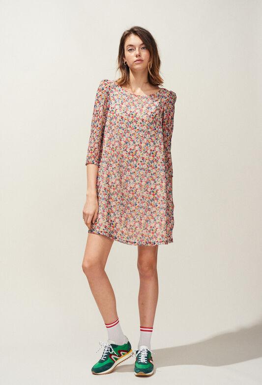 RIFIFI LIBERTY : Kleider farbe MULTICO