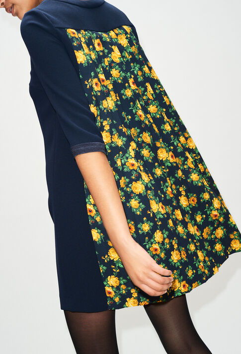 RIBAMBELLEBISH19 : Kleider farbe MARINE