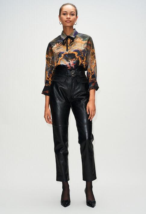 CARDAMONEH19 : Hosen & Jeans farbe NOIR